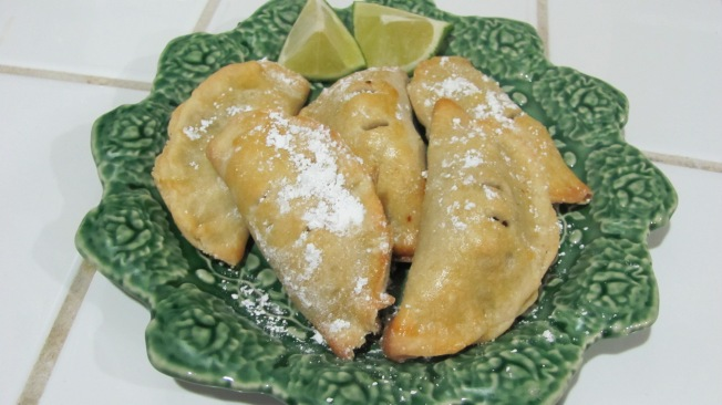 Beefy Peruvian Empanadas