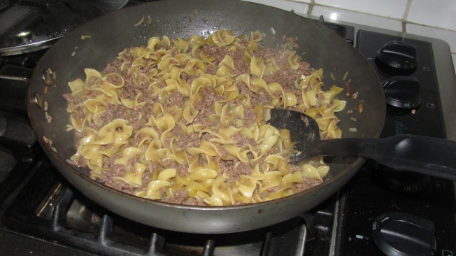 Kosher Hamburger Helper
