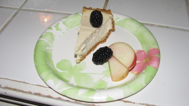 Kosher Cheesecake Pie