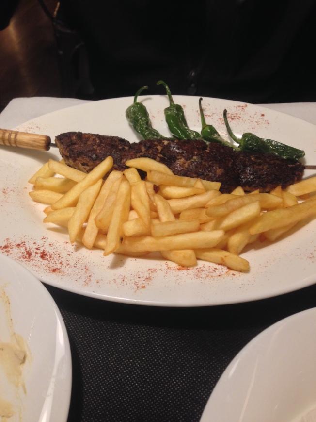 Kosher Beef Kabob