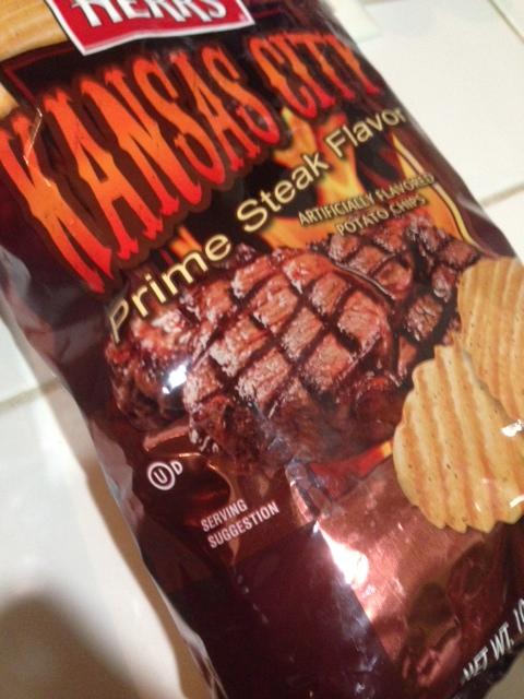 Kosher Prime Steak Chips