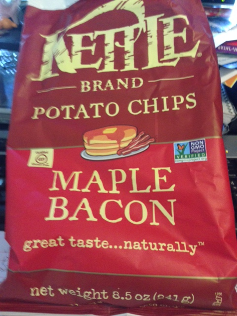 Kosher Maple Bacon Chips