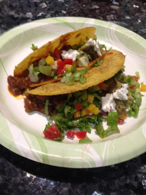Kosher Sloppy Tacos
