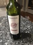 Lasagna wine