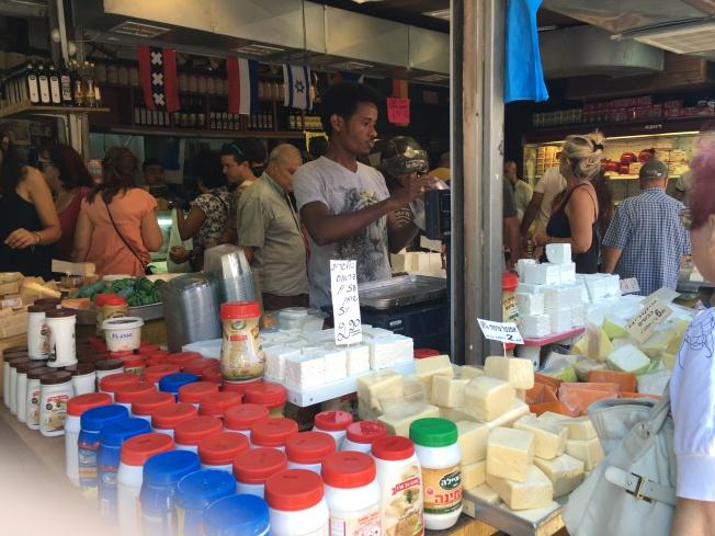 Hacarmael Market