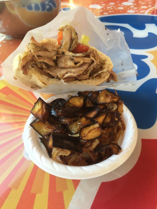 Shawarma in Israel